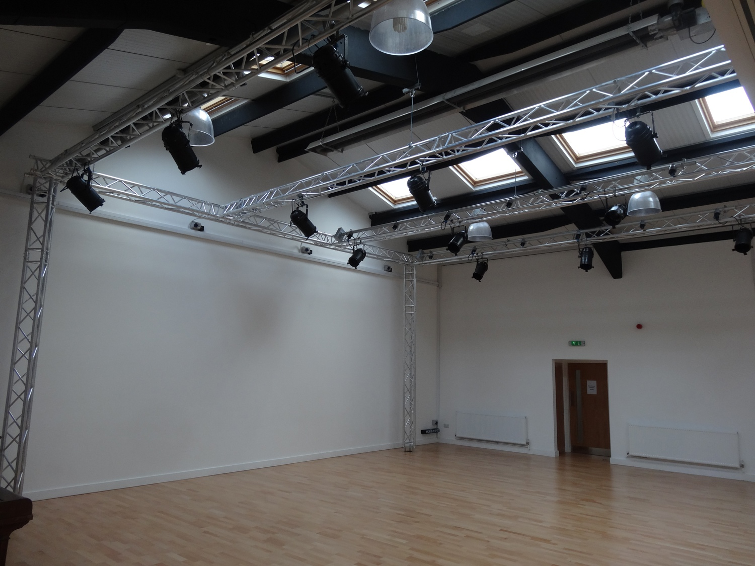 Dance Studio Installation Rigging Equipment Amp Lighting
