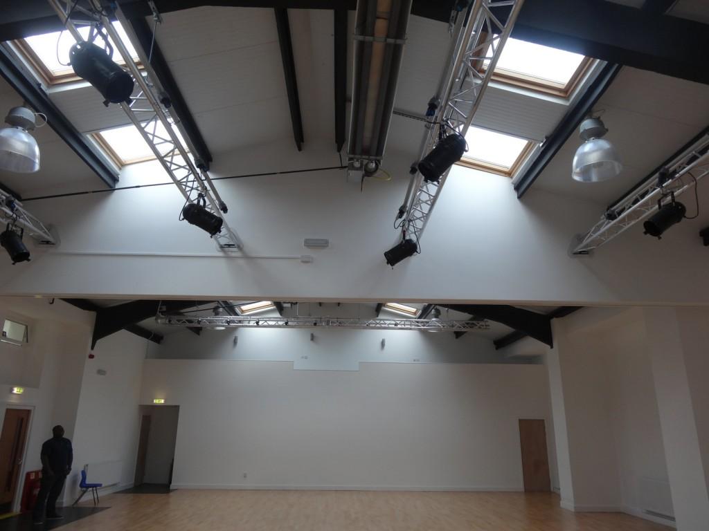 Dance Studio Installation Rigging Equipment Amp Lighting