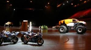 Ben 10 Monster Trucks Event