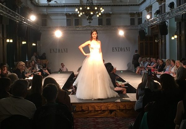 Enzoani Fashion Show Event