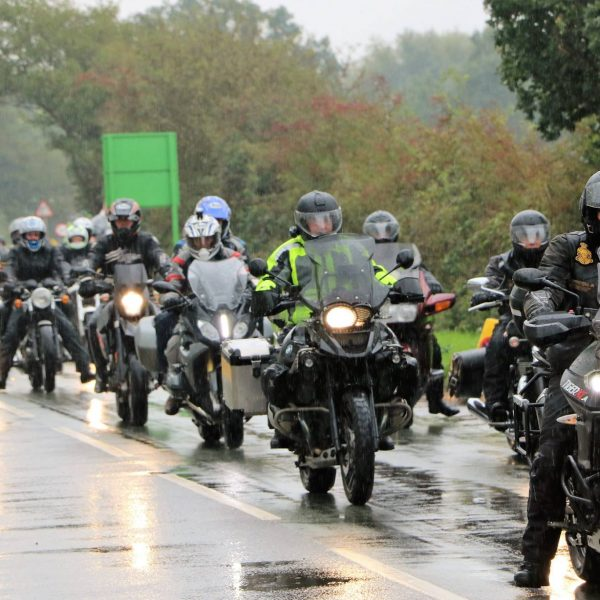 Ride To the Wall Event 2016