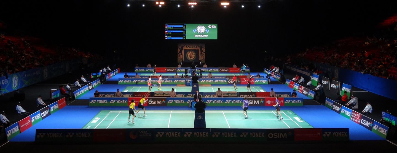 Yonex All England Badminton Championships